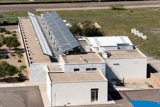 Plataforma Solar de Almería - LECE